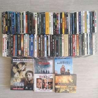 舊VCD影碟