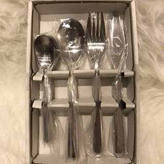 IKEA Cutlery (for 2 persons)