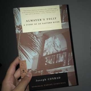 Joseph Conrad's Almayer's Folly: A Story of an Eastern River