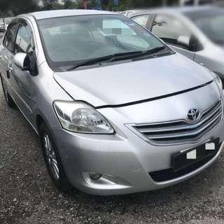 Toyota Vios 1.5 Auto G Spec Tahun 2009