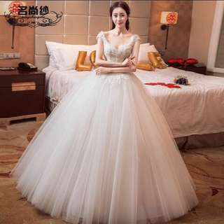 bridal dress wedding dress