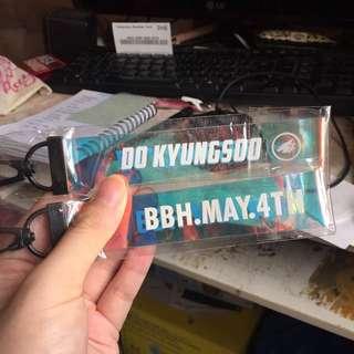 EXO Hologram Keytag / Baekhyun & Kyungsoo
