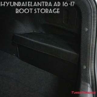 Instocks Hyundai Elantra Ad Boot Storage