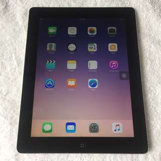 iPad 4 Wifi 16gb Black