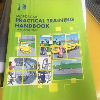 BBDC driving book