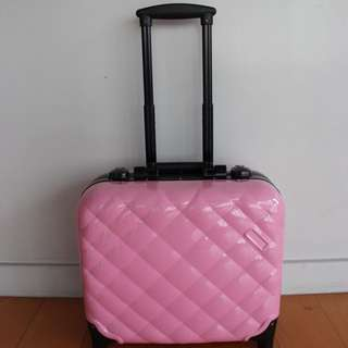 Rush SALE! Hello Kitty Make up Luggage Case