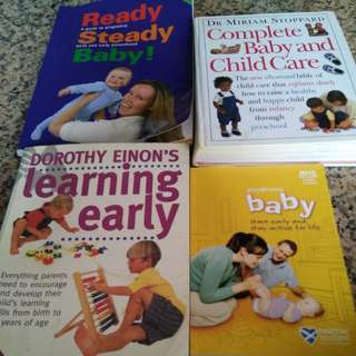 Free : Baby care book bundle