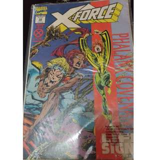 Pre-owned Comic Book -  X-FORCE no. 38