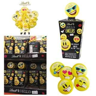 Lindt x Hello Emojis 😍😂朱古力,465g 約 65粒 .