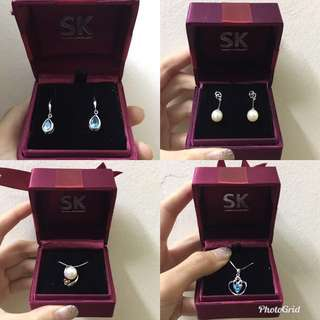 SK Jewellery REDUCED PRICES
