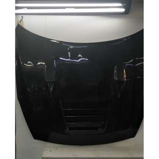 50 % OFF   - BONNET @  CARBON FIBER & CUSTOMIZED BONNET