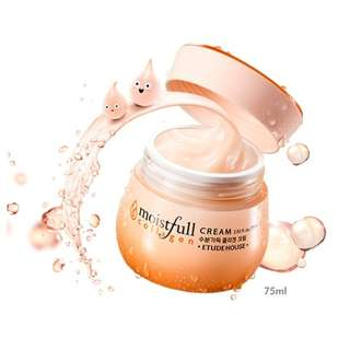 Moistfull Collagen Cream (Etude House)