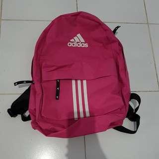 Backpack Adidas Pink / Tas