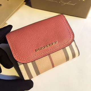 Burberry wallet ! 銀包