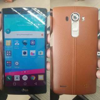 LG G4 32gb 3gb ram LG-F500 LTE
