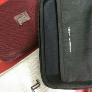 Porsche X malaysia Airlines Travel Pouch