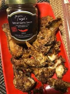 Trazie's Special Garlic Sauce