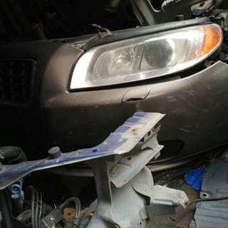 Volvo S80 2007 / Nose Cut