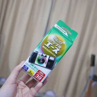 Fujifilm film camera
