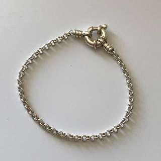 二手閒置Links of London Silver Bracelet