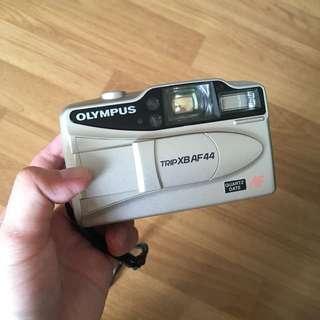 Olympus Trip XB AF 44 35mm film camera