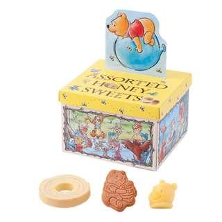 海洋迪士尼 維尼燒菓子禮盒 13入
