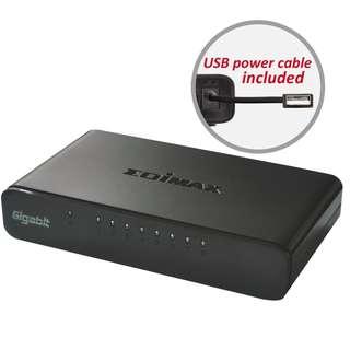 8-Port Gigabit Desktop Switch(ES-5800G V3)