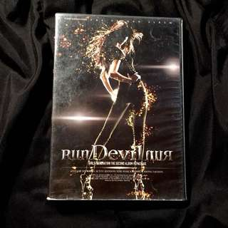 SNSD - Run Devil Run Album