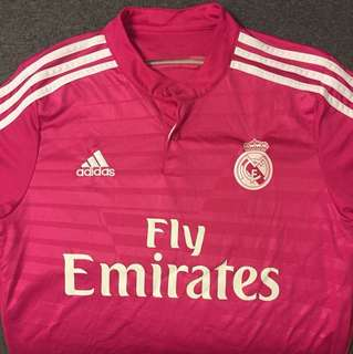 Adidas RM fly emirates climacool jersey #midjan55