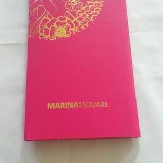 6 pcs *Marina Square* Red Packet / Ang Pow / Hong Bao / Ang Pao