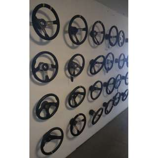 Car Steering Wheels