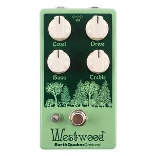 *NEW* EarthQuaker Devices Westwood Overdrive