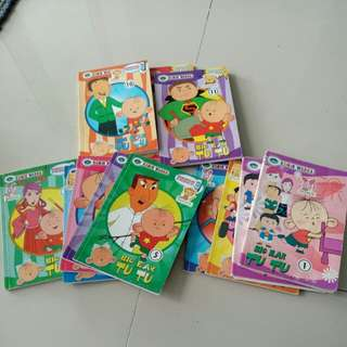 Komik preloved big ear tu tu