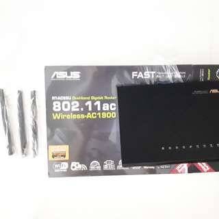 [Reserved till 20Jan] Asus RT-AC68U Router AC-1900