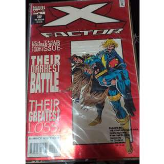 Pre-owned Comic Book - X-FACTOR no. 100