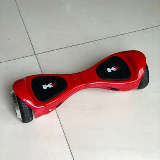 HX X1 Hoverboard (Red)