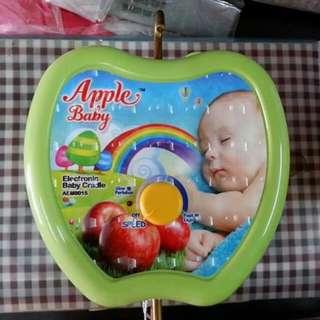 Buai elektrik baby cradle
