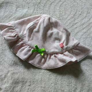 Curl Cute Pink Hat