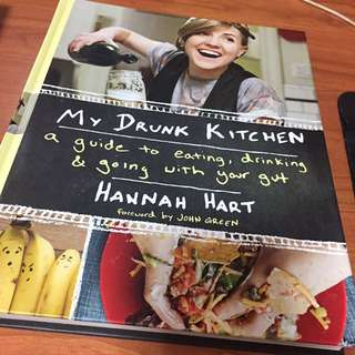 Hannah Hart - My Drunk Kitchen HARDCOVER