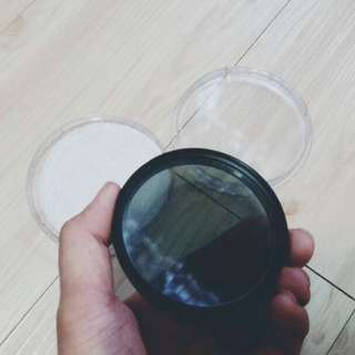 Hmc variable nd filter nd4-200 72mm filter tread