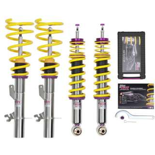 KW V3 COILOVER FOR BMW 5-SERIES (F10)