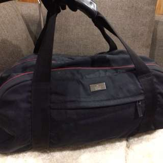 Authentic Gucci Travel Bag With Dustbag