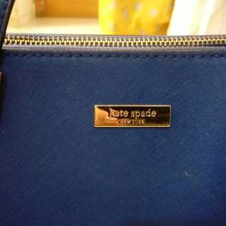 Kate Spade 手挽袋 A4 size 九成新