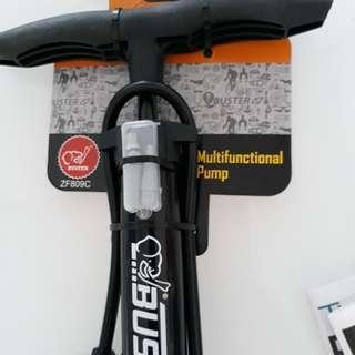Air pump for bicycle motorbike car