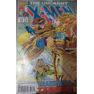 Pre-owned Comic Book - The Uncanny X-MEN no. 313