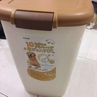 寵物飼料桶