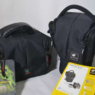 Kata DC431 compact camera bag for sell.