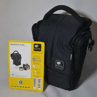 Kata Marvelx 40DL compact camera bag for sell