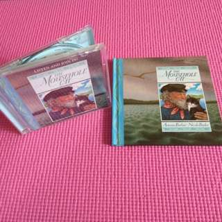 The Mousehole Cat hardcover book and CD