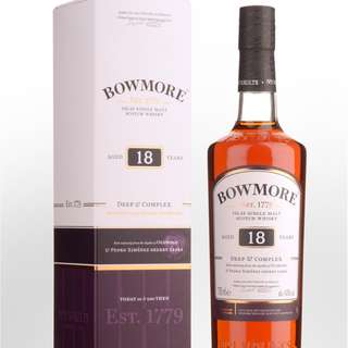 Bowmore 18 Year Old - Deep & Complex